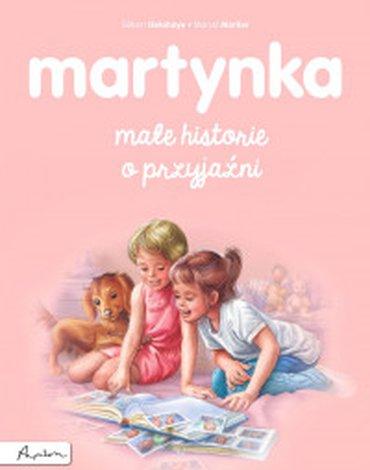 Papilon - Martynka. Małe historie o przyjaźni