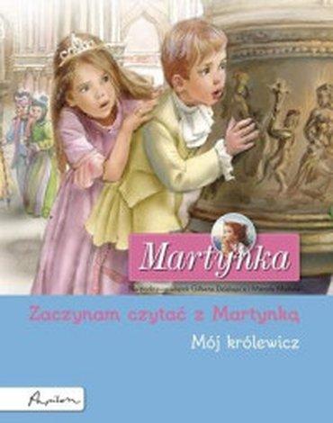 Papilon - Martynka. Mój królewicz. Zaczynam czytać z Martynką