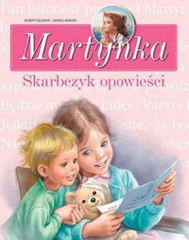 Papilon - Martynka. Skarbczyk opowieści. Duże litery
