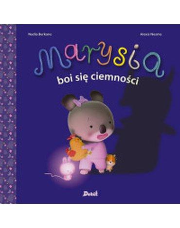 Wydawnictwo Debit - Marysia boi się ciemności