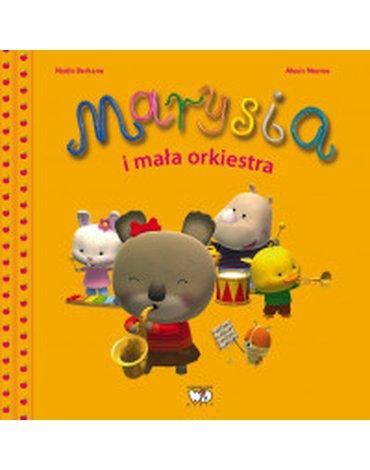 Wydawnictwo Debit - Marysia i mała orkiestra