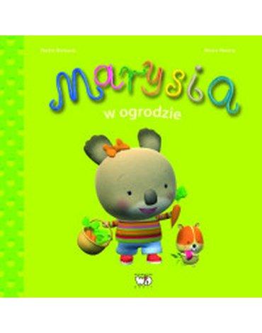 Wydawnictwo Debit - Marysia W Ogrodzie