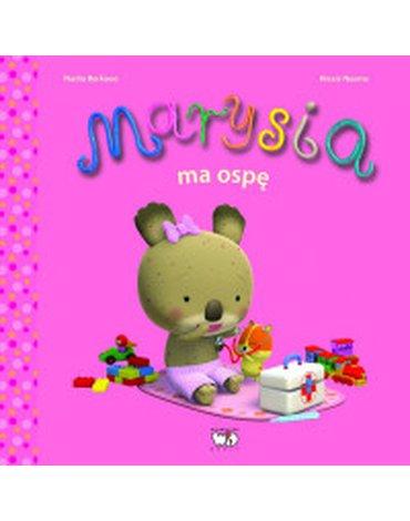 Wydawnictwo Debit - Marysia ma ospę