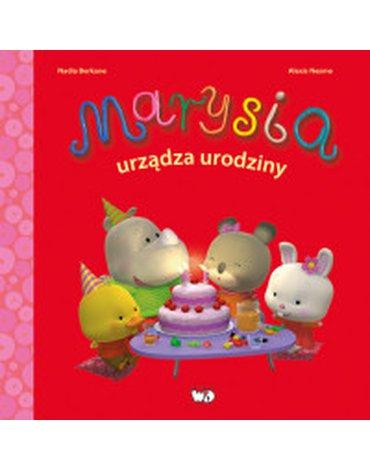 Wydawnictwo Debit - Marysia urządza urodziny