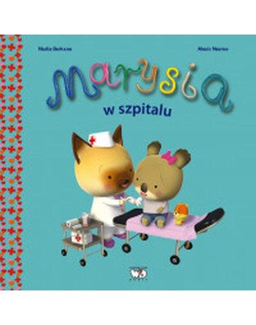 Wydawnictwo Debit - Marysia w szpitalu