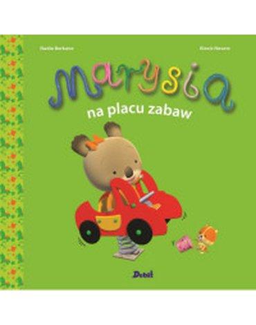Wydawnictwo Debit - Marysia na placu zabaw