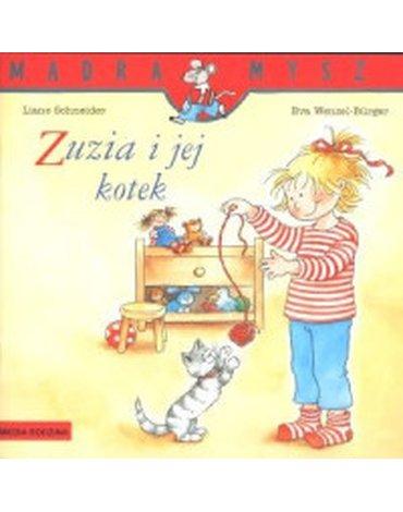 Media Rodzina - Mądra Mysz. Zuzia i jej kotek