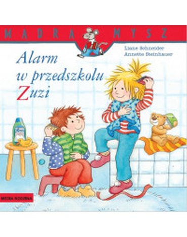 Media Rodzina - Alarm w przedszkolu Zuzi