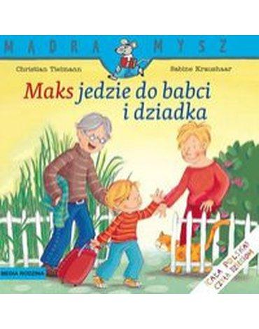 Media Rodzina - Maks jedzie do babci i dziadka