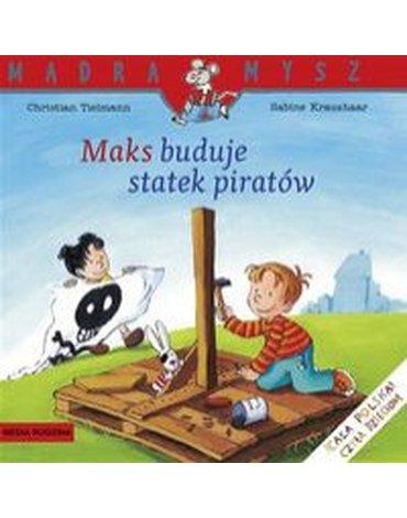 Media Rodzina - Maks buduje statek piratów