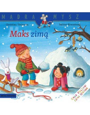 Media Rodzina - Maks zimą