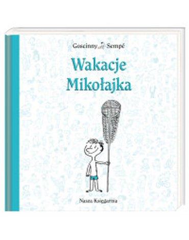Nasza Księgarnia - Wakacje Mikołajka