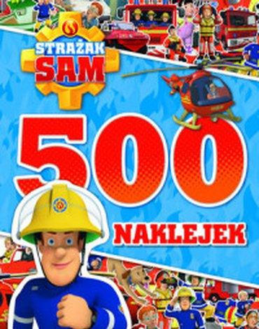 Olesiejuk Sp. z o.o. - Strażak Sam. 500 naklejek