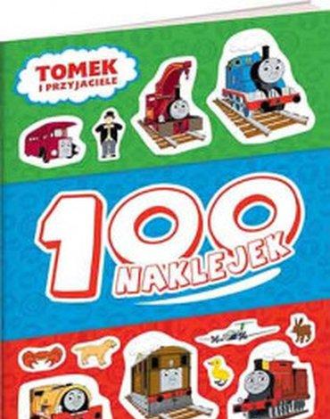 Egmont - Tomek i przyjaciele. 100 naklejek