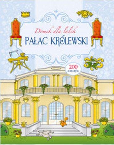 Olesiejuk Sp. z o.o. - Domek dla lalek. Pałac Królewski