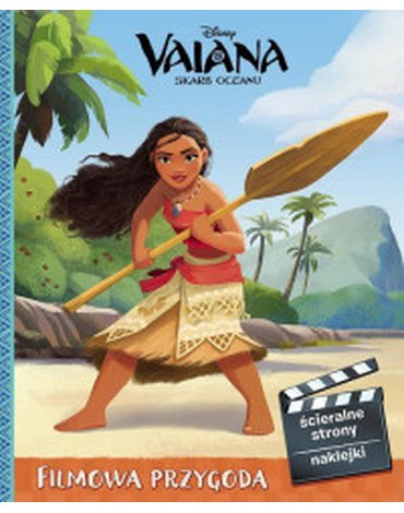 Ameet - Vaiana Skarb oceanu. Filmowa przygoda