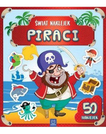 Aksjomat - Świat naklejek. Piraci