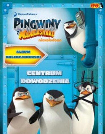 Epee - Pingwiny z Madagaskaru. Album kolekcjonerski