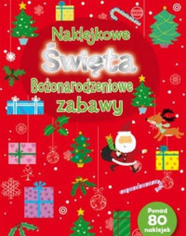 Olesiejuk Sp. z o.o. - Naklejkowe święta. Bożonarodzeniowe zabawy