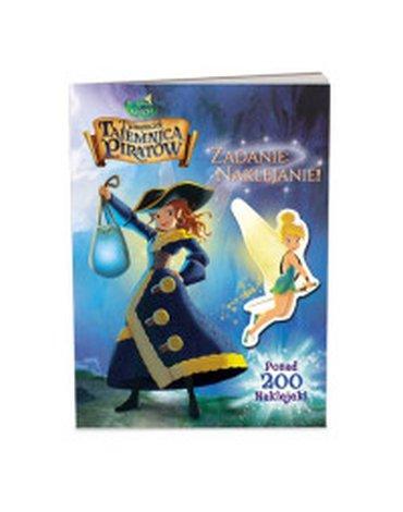 Ameet - Zadanie: naklejanie! Disney. Wróżki. Dzwoneczek i tajemnica piratów