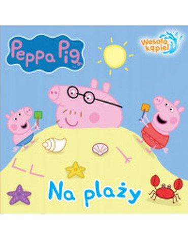 Media Service Zawada - Wesoła kąpiel. Peppa Pig. Na plaży