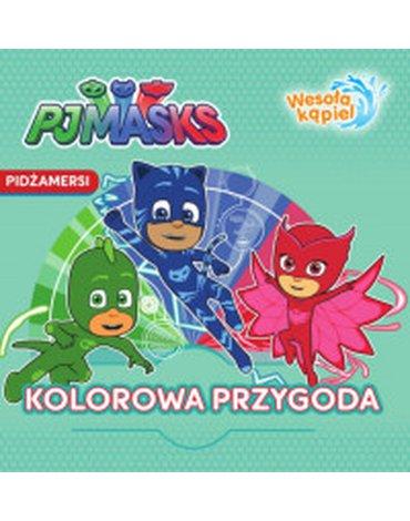 Media Service Zawada - Wesoła kąpiel. Pidżamersi. Kolorowa przygoda