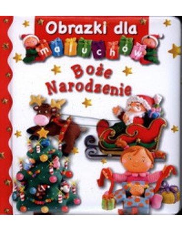 Olesiejuk Sp. z o.o. - Boże Narodzenie. Obrazki dla maluchów