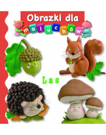 Olesiejuk Sp. z o.o. - Obrazki dla maluchów. Las