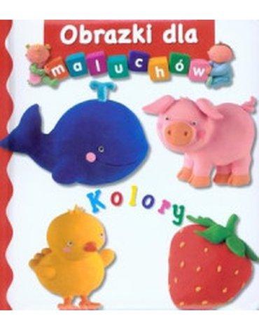 Olesiejuk Sp. z o.o. - Kolory. Obrazki dla maluchów