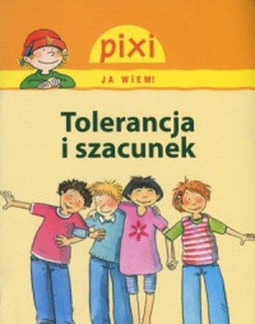 Media Rodzina - Tolerancja i szacunek. Pixi Ja wiem!