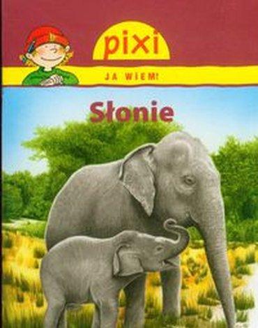 Media Rodzina - Pixi. Ja wiem. Słonie