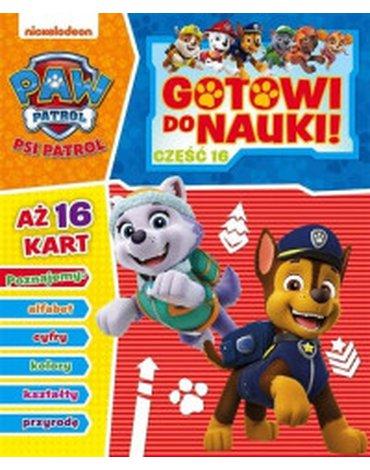 Media Service Zawada - Psi Patrol. Gotowi do nauki 16
