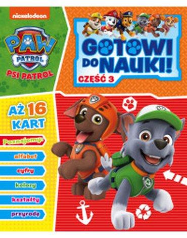 Media Service Zawada - Psi Patrol. Gotowi do nauki. Część 3