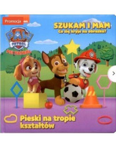 Media Service Zawada - Psi Patrol. Szukam i mam. Pieski na tropie...