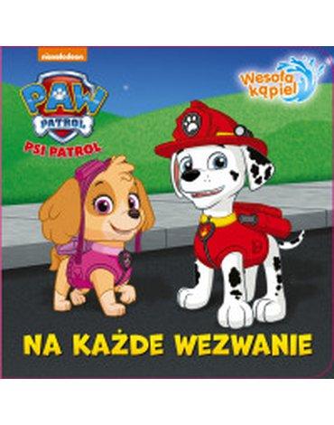 Media Service Zawada - Psi Patrol. Wesoła kąpiel. Na każde wezwanie