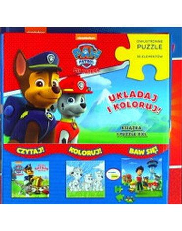 Media Service Zawada - Psi Patrol. Zestaw nr. 22