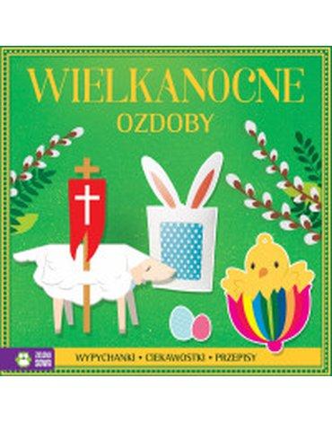 Zielona Sowa - Wielkanocne ozdoby