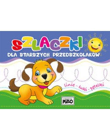 Niko - Szlaczki dla starszych przedszkolaków