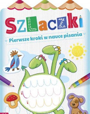 Aksjomat - Szlaczki. Pierwsze kroki w nauce pisania