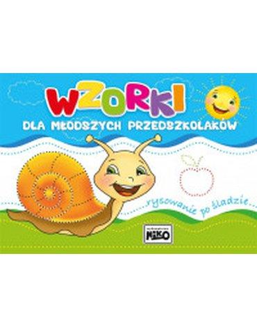 Niko - Wzorki dla młodszych przedszkolaków