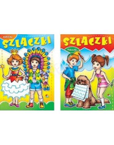 KRZESIEK - Szlaczki. Mix