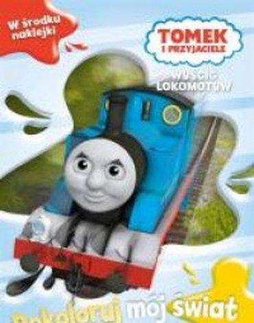 Egmont - Tomek i przyjaciele. Wyścig lokomotyw