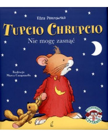 Wilga / GW Foksal - Tupcio Chrupcio. Nie mogę zasnąć