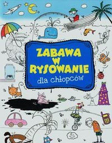 Olesiejuk Sp. z o.o. - Zabawa w rysowanie dla chłopców