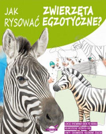 Omnibus - Jak rysować zwierzęta egzotyczne?