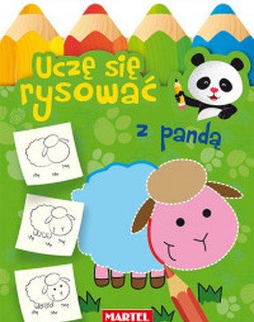 Martel - Uczę się rysować z pandą