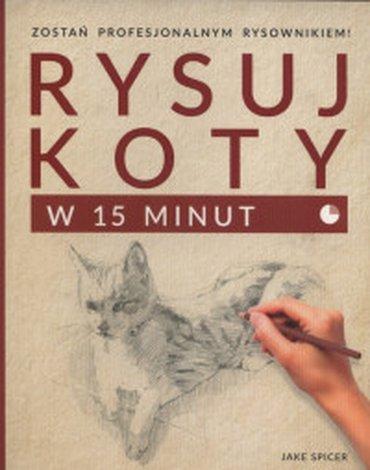 Olesiejuk Sp. z o.o. - Rysuj koty w 15 minut