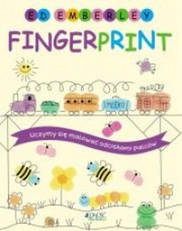 Jedność - Fingerprint. Uczymy się malować odciskami palców
