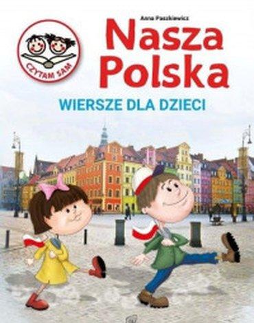 SBM - Nasza Polska. Wiersze dla dzieci