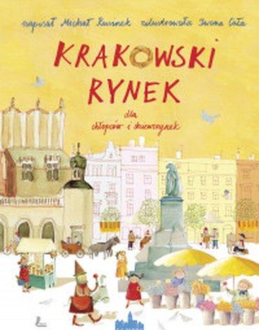 Literatura - Krakowski rynek dla chłopców i dziewczynek